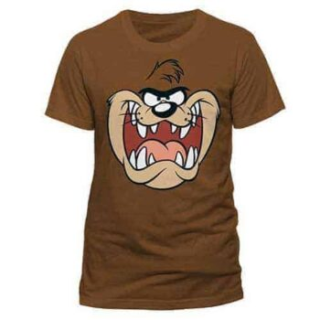 Looney Tunes shirt – Tasmanian Devil Face