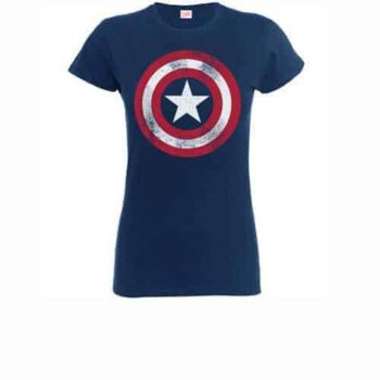 Captain America Kindershirt - Marvel