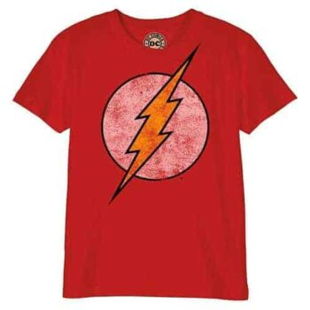 Flash Kindershirt – Logo