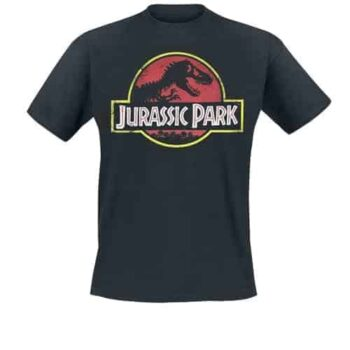 Jurassic Park kindershirt - Classic Logo