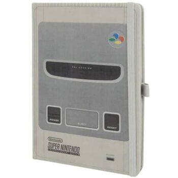 Nintendo Notitieboek - Premium A5 Super Nintendo SNES