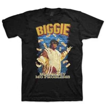 Biggie shirt – The Notorious B.I.G. Mo Money, Mo Problems