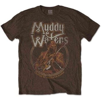 Muddy Waters Shirt – Father Of Chicago Blues