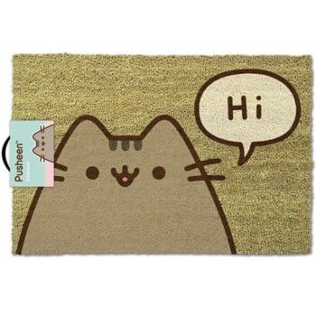 Pusheen Deurmat- Pusheen Says Hi