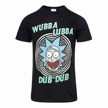 Rick And Morty shirt – Wubba Lubba Dub Dub