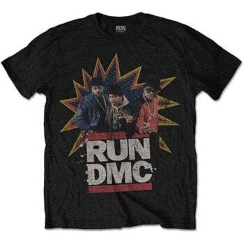 Run DMC shirt – Pow!