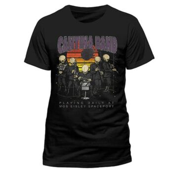 Star Wars shirt – Cantina Band