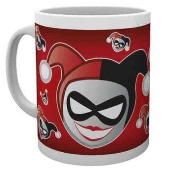 Harley Quinn Mok – Dc Comics Emoji Harley