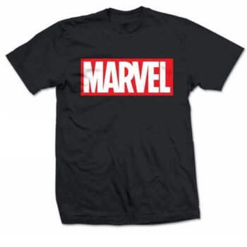 Marvel Shirt – Boxed Logo