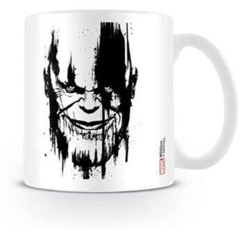 Marvel Thanos Mok – Avengers Thanos Stencil Drip