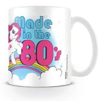 My Little Pony Mok - Retro Made In The 80s