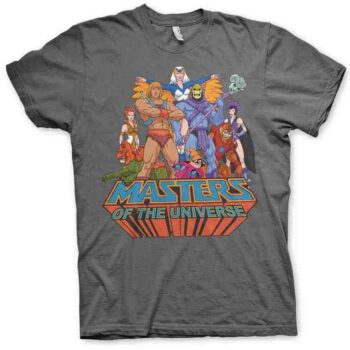 He-Man Shirt - Masters of the Universe