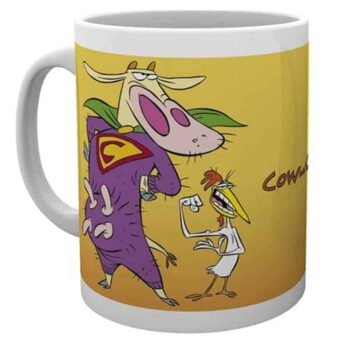 Cow And Chicken Mok- Supercow