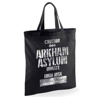 Batman Linnen Tas – Arkham Asylum Inmate