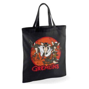 Gremlins Linnen Tas – Retro
