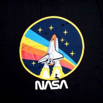 NASA Shirt – Rocket Circle