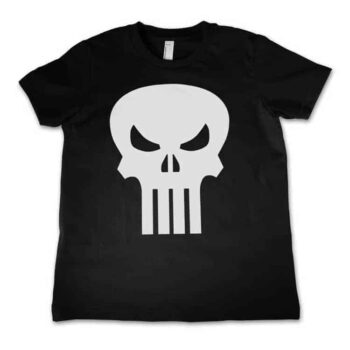 Punisher Kindershirt - Distressed Skull – Marvel