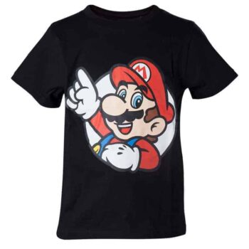 Super Mario Kindershirt – It's Me Mario!