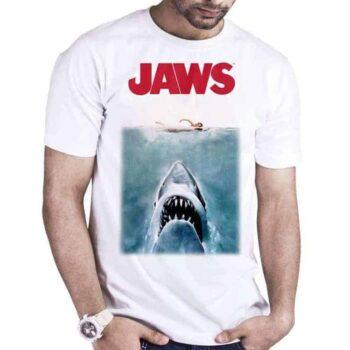 Jaws – Poster shirt