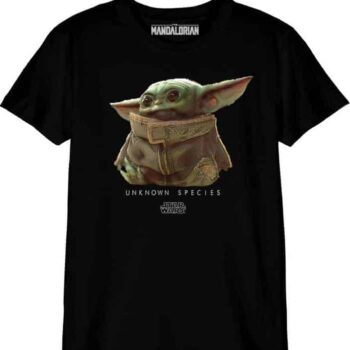 Baby Yoda Kindershirt – Star Wars Mandalorian
