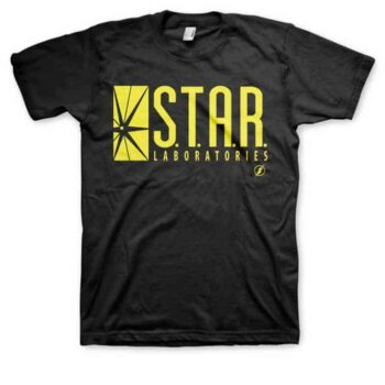 Flash - Star Labs shirt