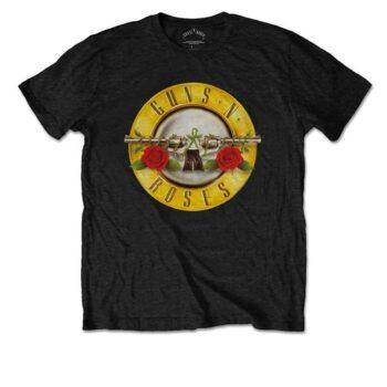 Guns N Roses Kindershirt – Classic Logo