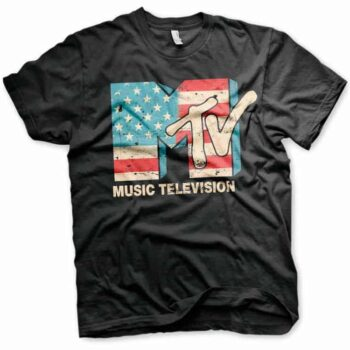 MTV shirt – Music Television Logo