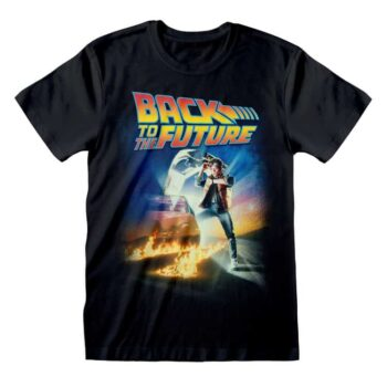 Back To The Future shirt – Classic Filmposter