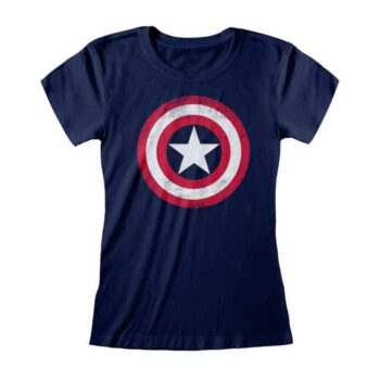 Captain America dames shirt - Marvel