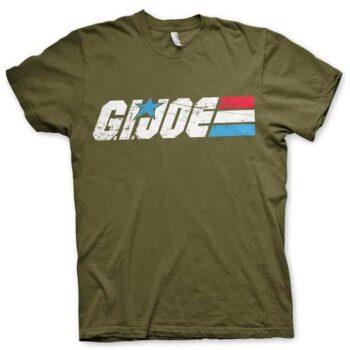 G.I. Joe shirt – Classic Logo