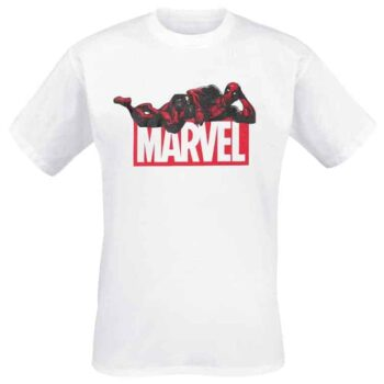 Deadpool shirt – Marvel classic logo