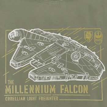 Star Wars shirt – Millenium Falcon