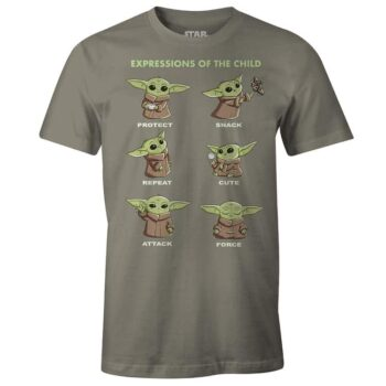 Baby Yoda Shirt – Child Expressions