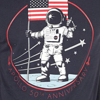 NASA shirt – Apollo 50Th Anniversary