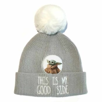 Baby Yoda Muts – Good Side Beenie