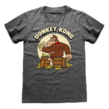 Donkey Kong shirt - Nintendo Super Mario