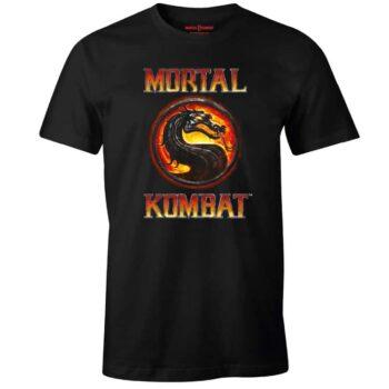 Mortal Kombat shirt - Classic logo