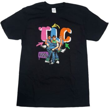 TLC - Nineties shirt