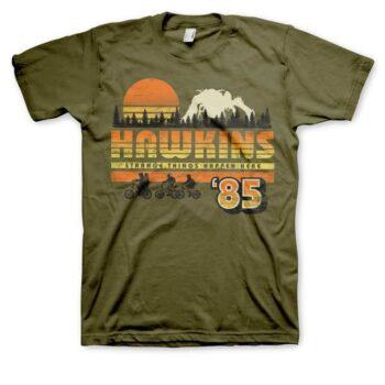 Stranger Things Shirt – Hawkins '85 Vintage