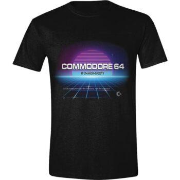 Commodore 64 shirt – Classic Logo