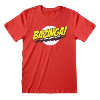 Big Bang Theory shirt – Bazinga